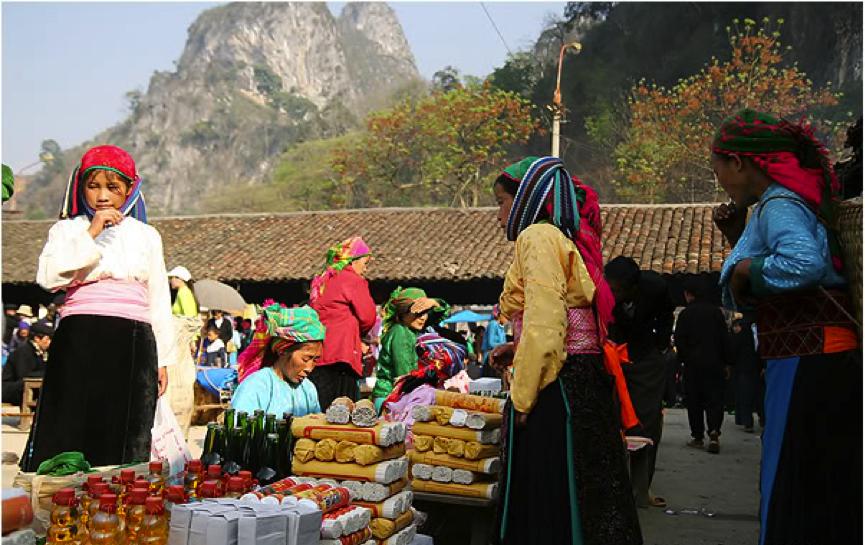 NE Vietnam