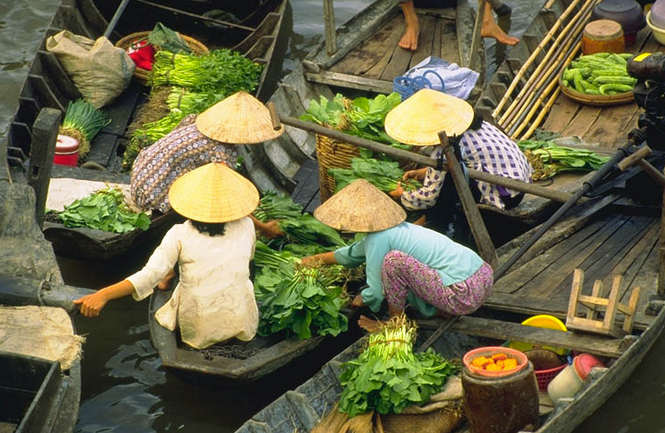 MEKONG Package (6D-5N)