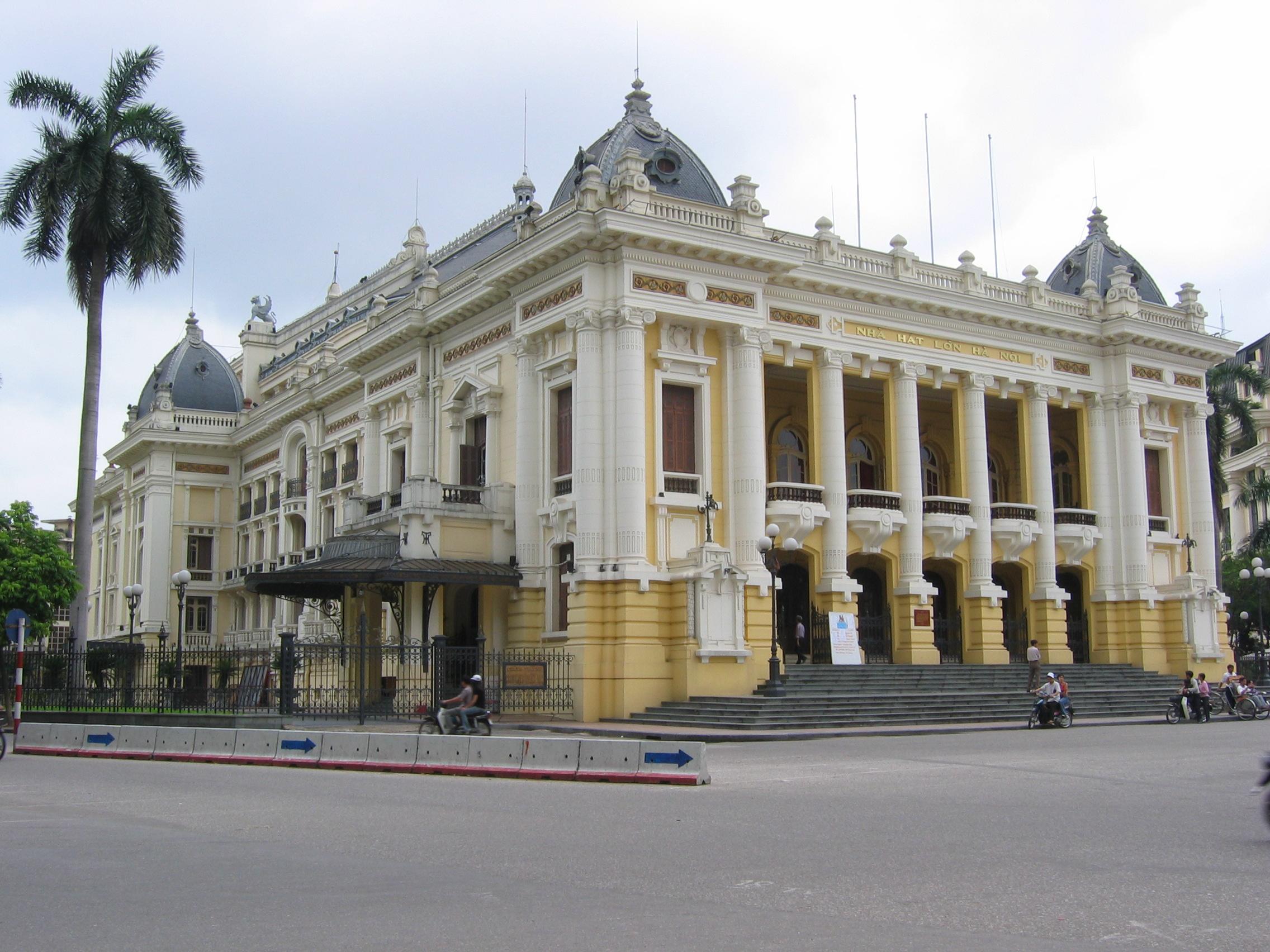 HANOI CITY TOUR Full day Package