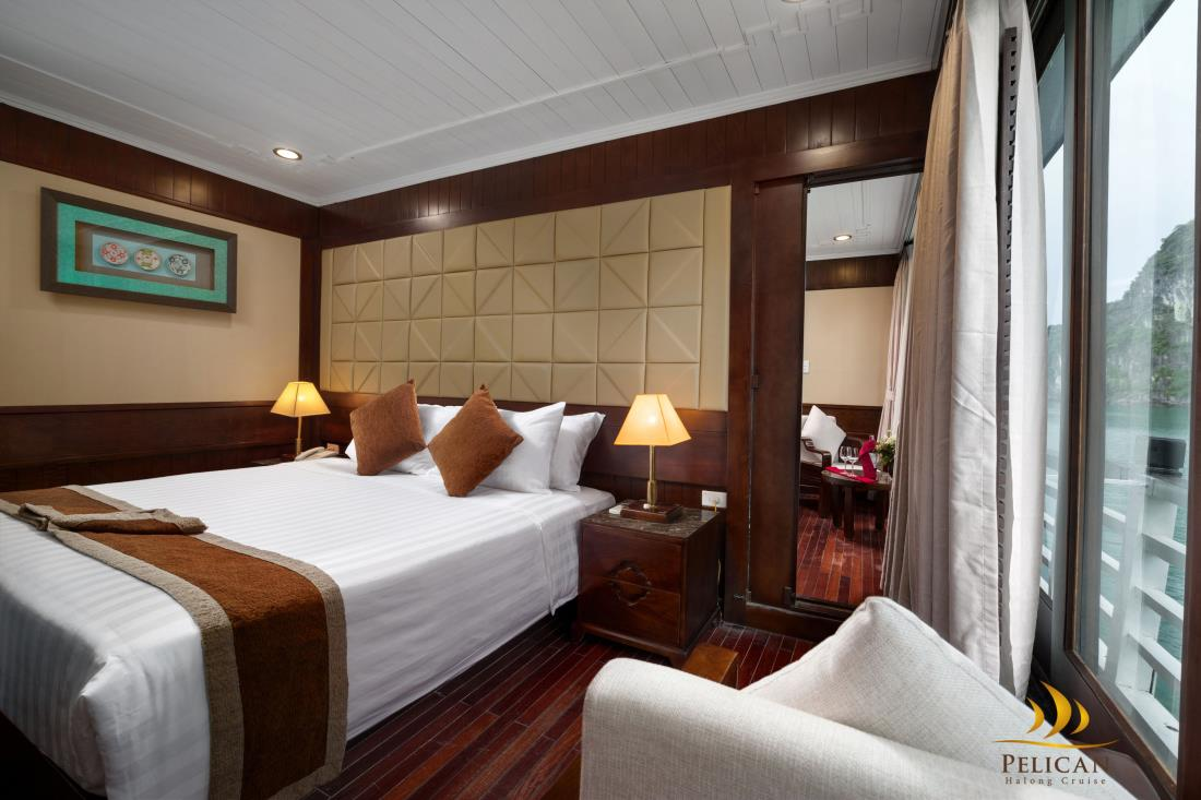 HANOI - HALONG (3D - 2N) Pelican Cruises