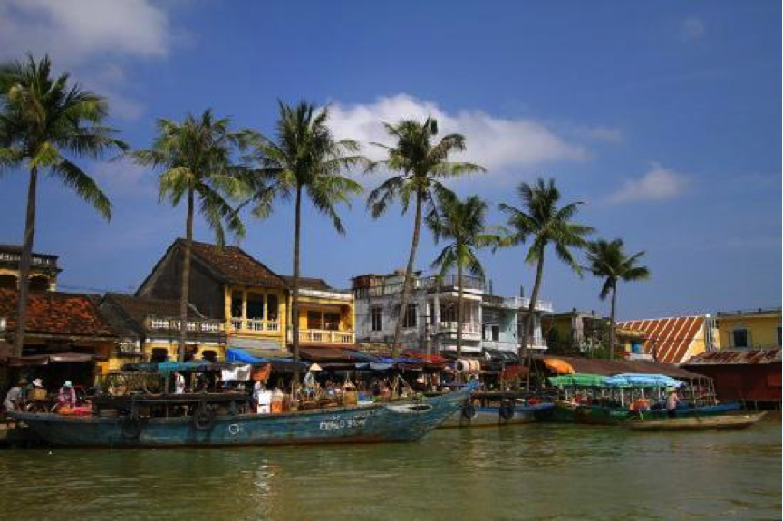 HOI AN to MY SON SANCTUARY  Full day Package