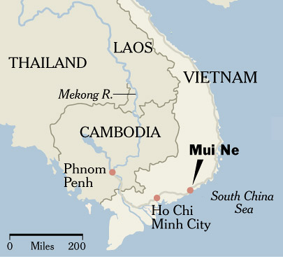 SAIGON – MUI NE Package  (3D-2N)
