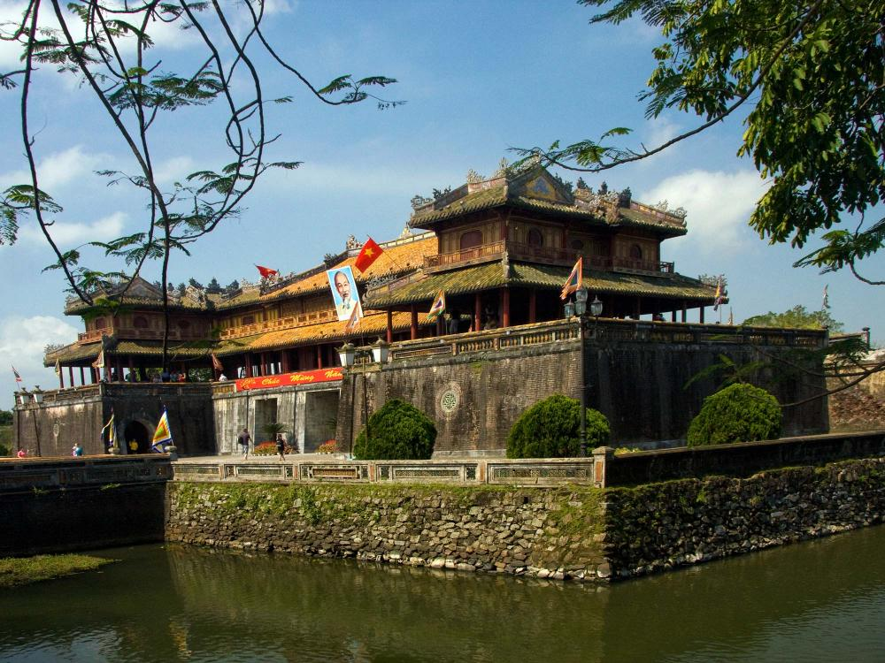 HUE CITY TOUR Full day Package