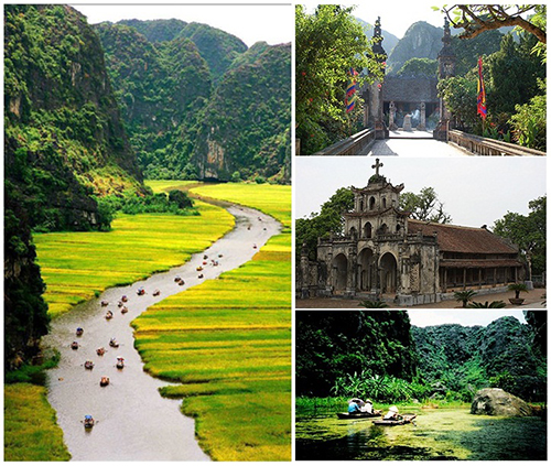 FULL MAJESTIC HALONG TOUR (10D-9N)