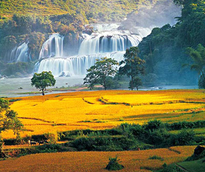 HANOI - BA BE - BAN DOC WATER FALL (4D-3N)